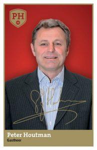Peter Houtman PR Gastheer