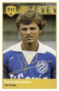 Peter Houtman PR Club Brugge