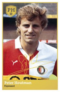 Peter Houtman PR Feyenoord