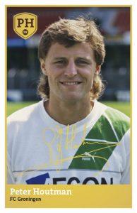 Peter Houtman PR FC Groningen